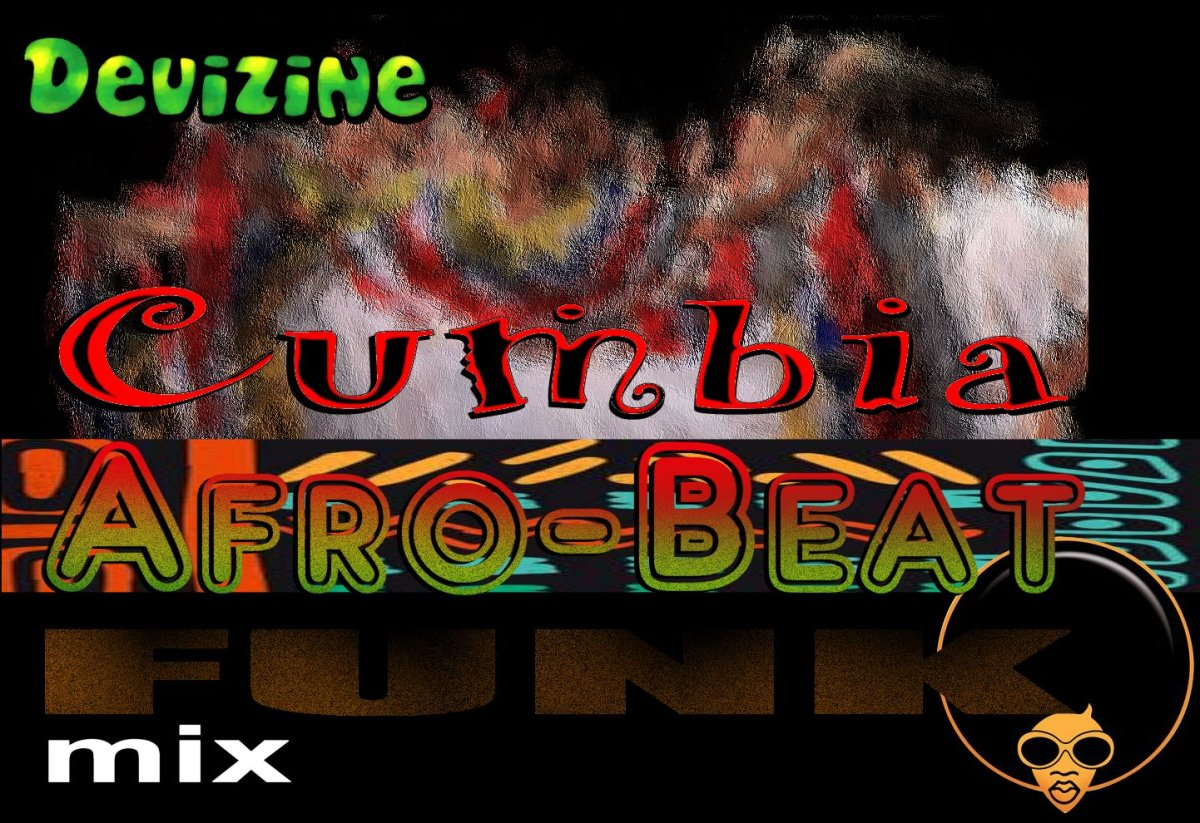 Free Afro-Beat, Cumbia and FunkMix!