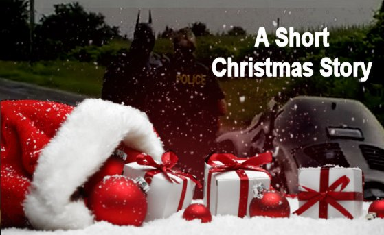 Short Story: A Christmas Incident on theMotorway