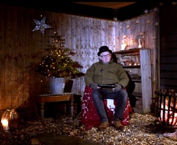 The Curious Case of the ChristmasCarrot