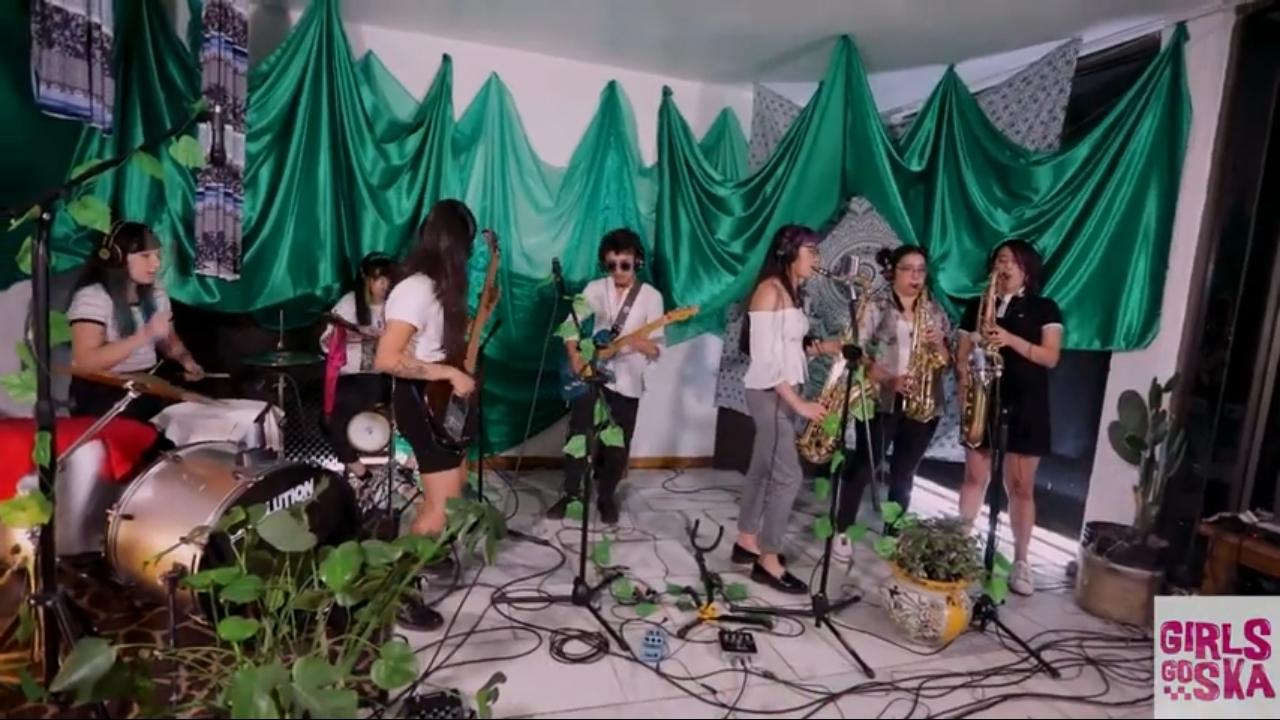 Song of the Day 4: Girls Go Ska