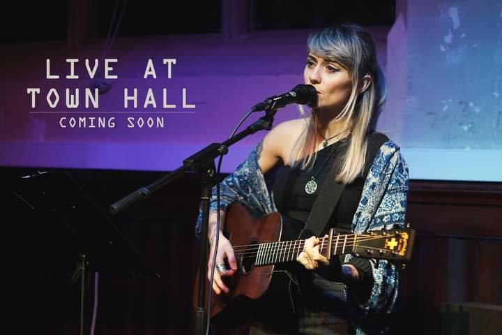 Wiltshire Rural Music to Stream Gigs from Trowbridge Town Hall