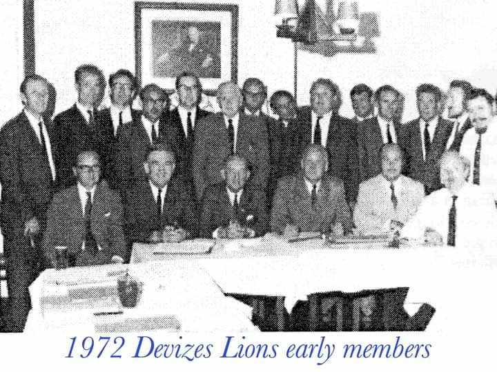 Happy 50th Anniversary Devizes Lions!
