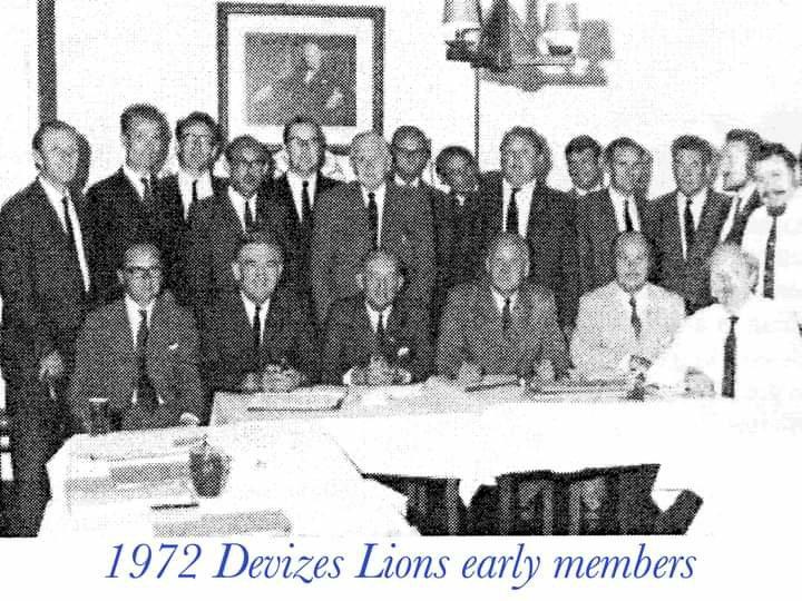 Happy 50th Anniversary DevizesLions!