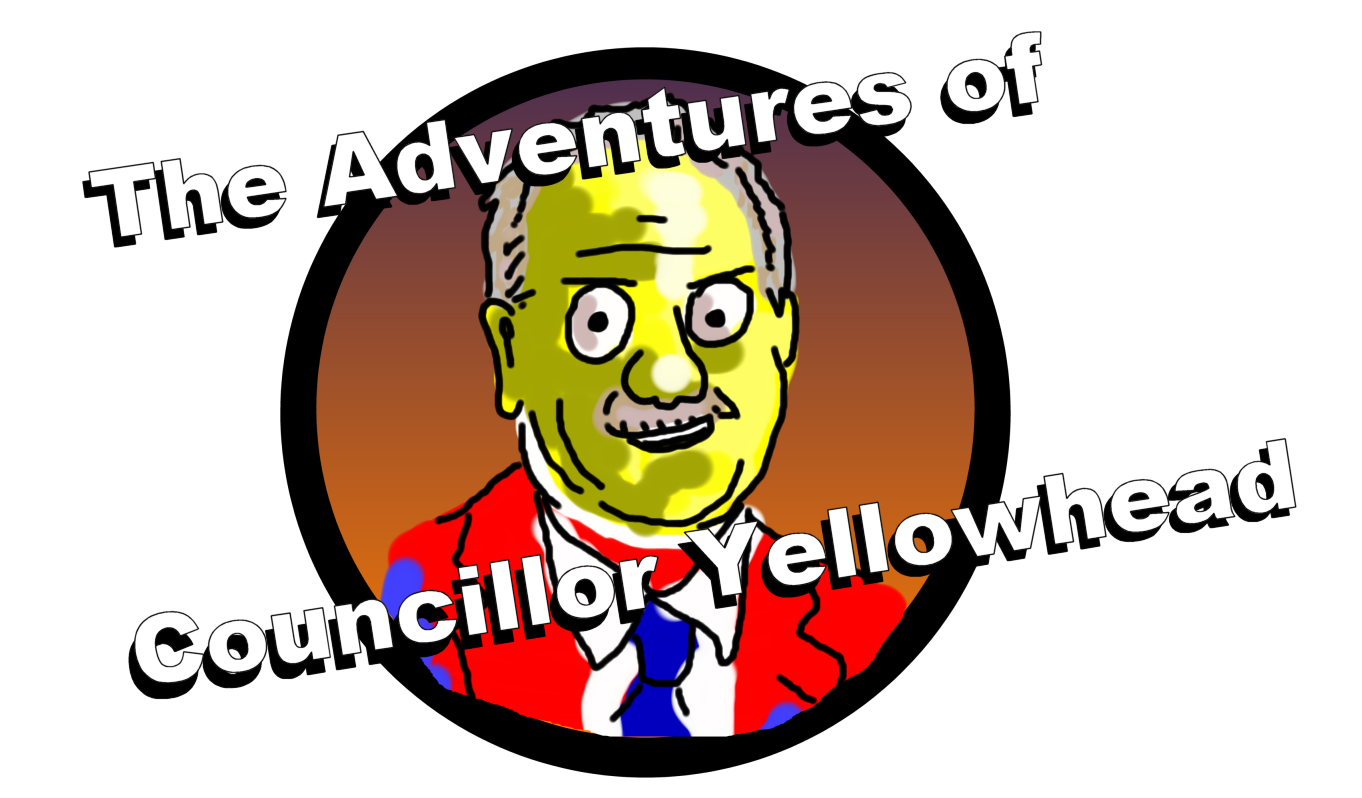 Chapter Three: The Adventures of Councillor Yellowhead: The Case of the Pam-Dimensional Pothole