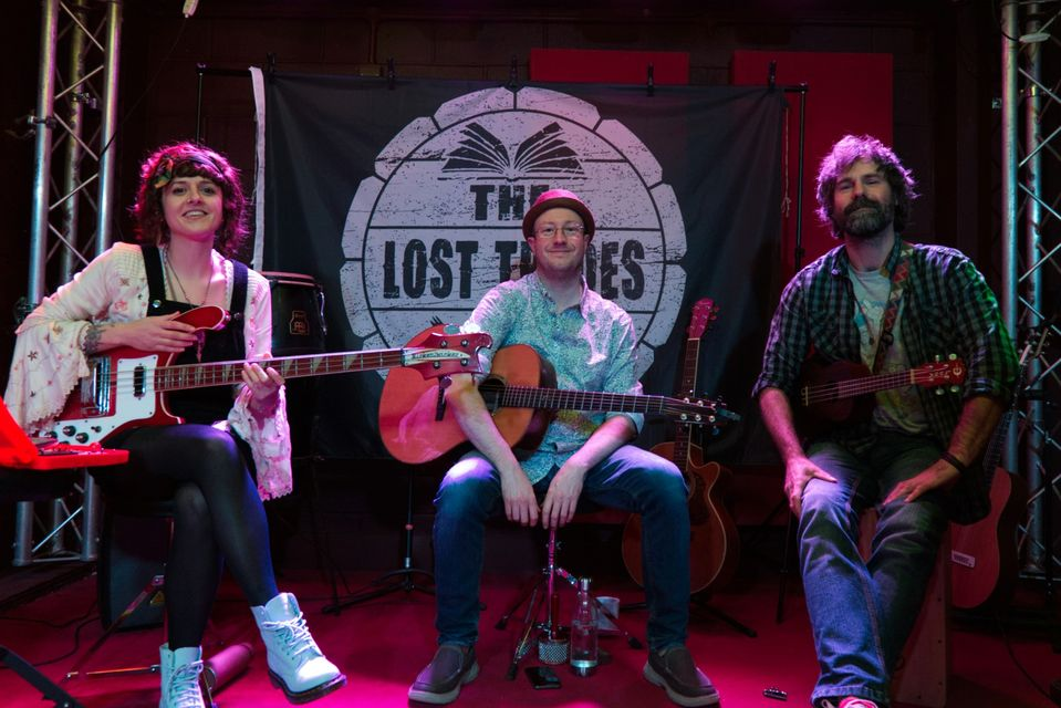 The Lost Trades Live Stream in Advance of Album Launch
