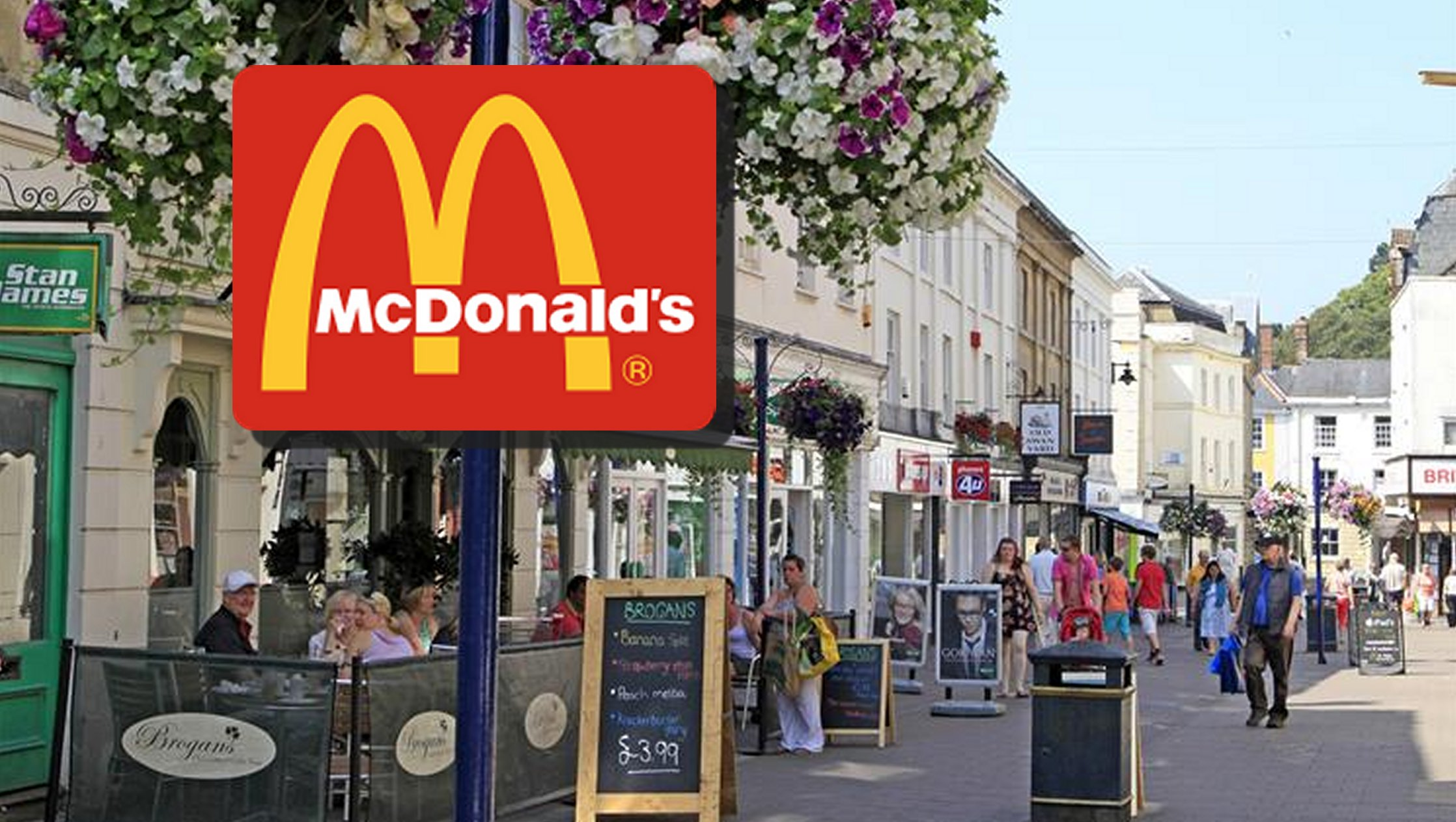 McDonalds Coming to Devizes….