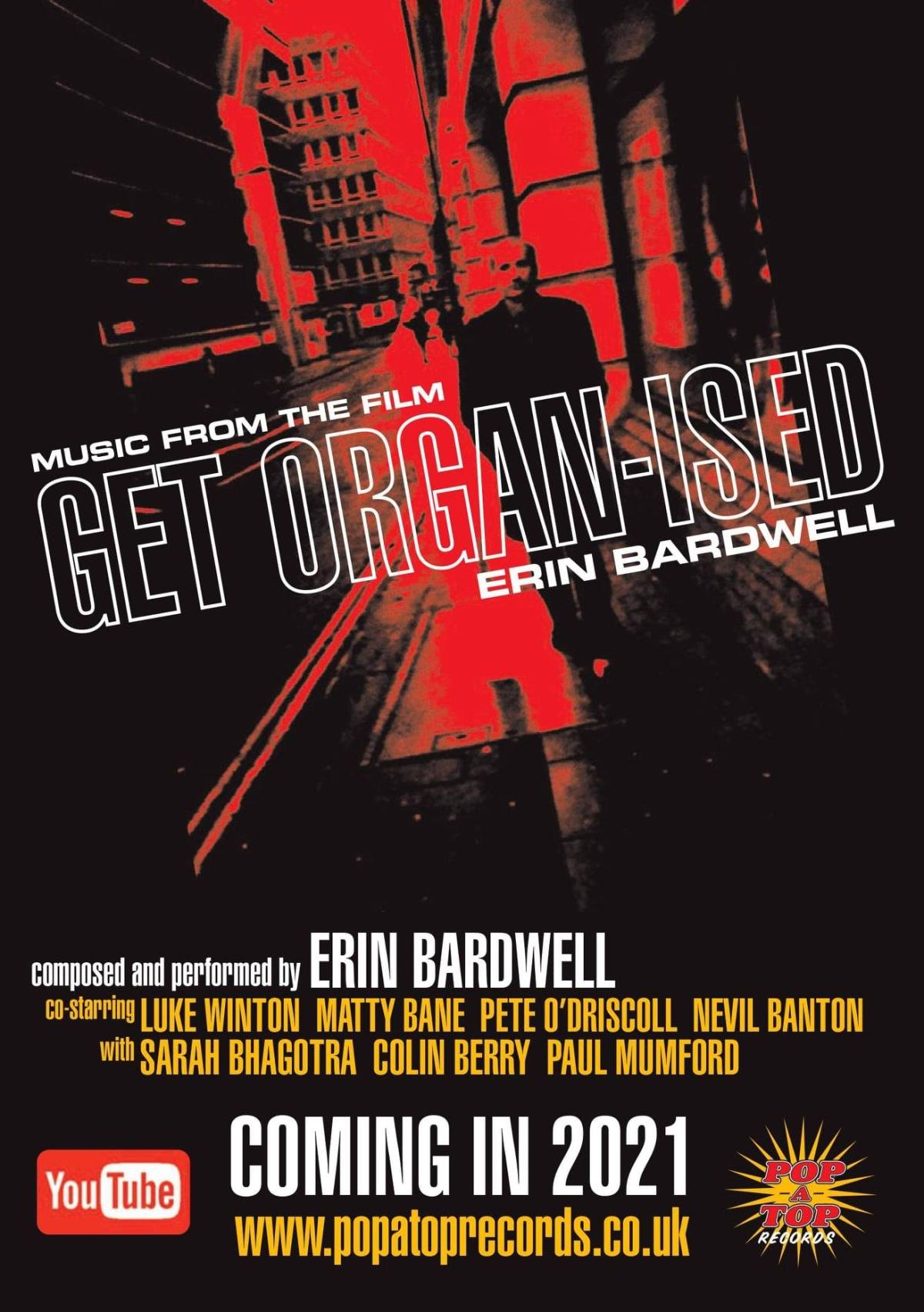 Erin Bardwell Gets Organised
