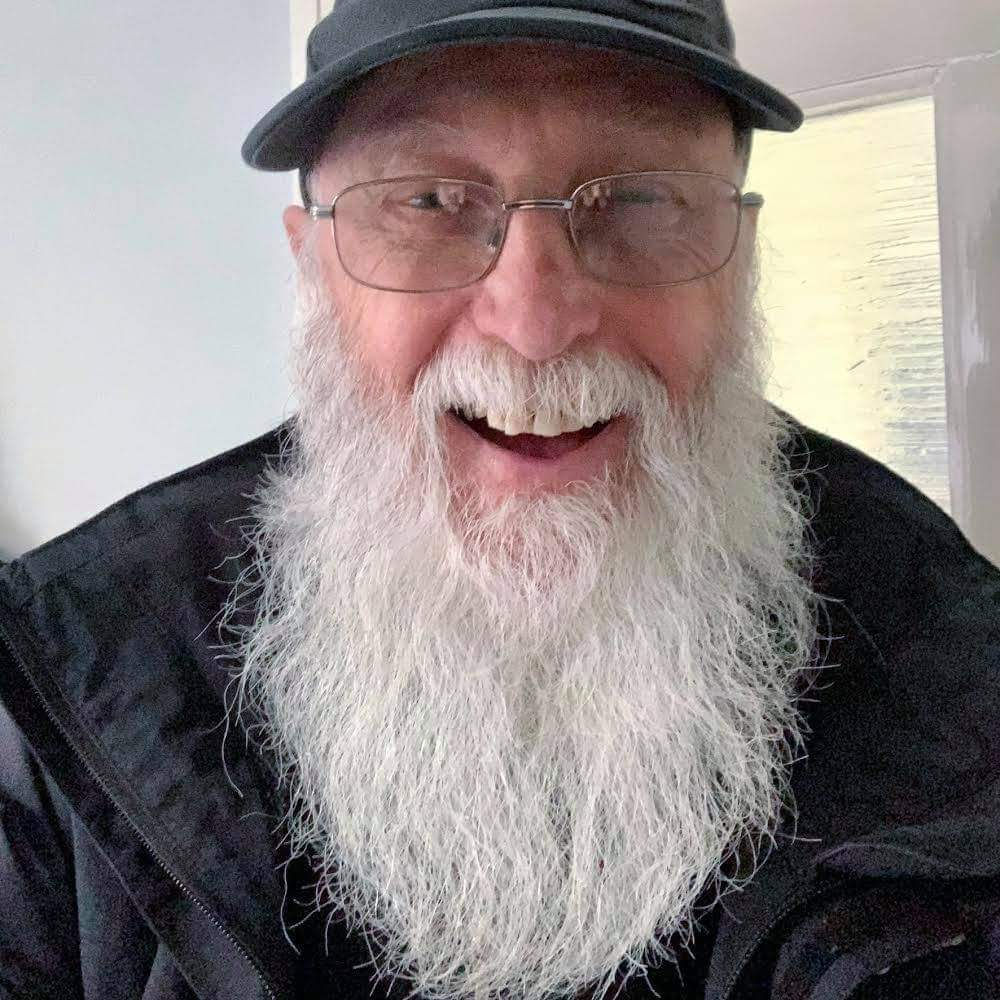 Rowde Artist, Alan Watters Charity Lockdown BeardShave!