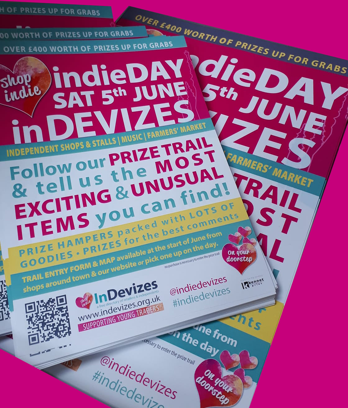 IndieDay is Back inDevizes