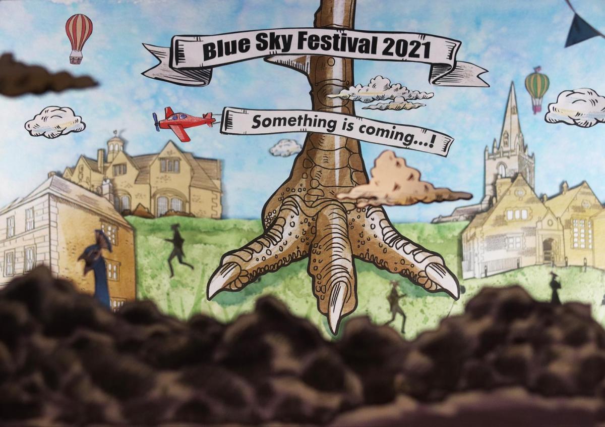 Blue Sky Festival Returns to Corsham's PoundArts