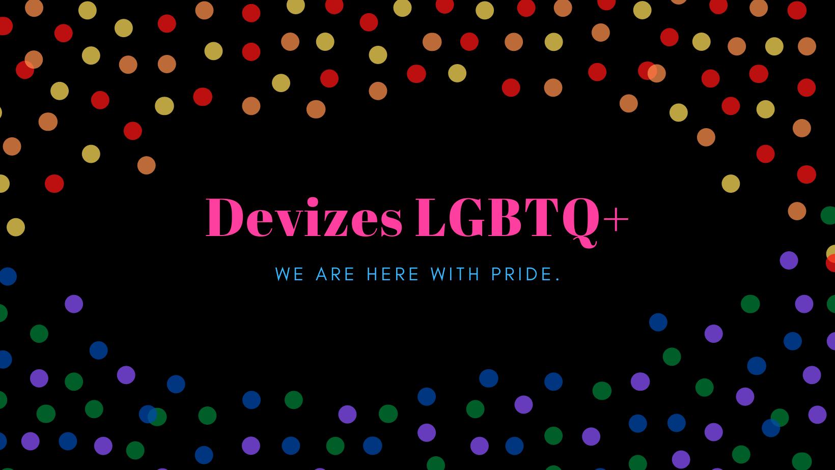 Devizes; an LGBTQ+-Friendly Community, a Devizes Pride?