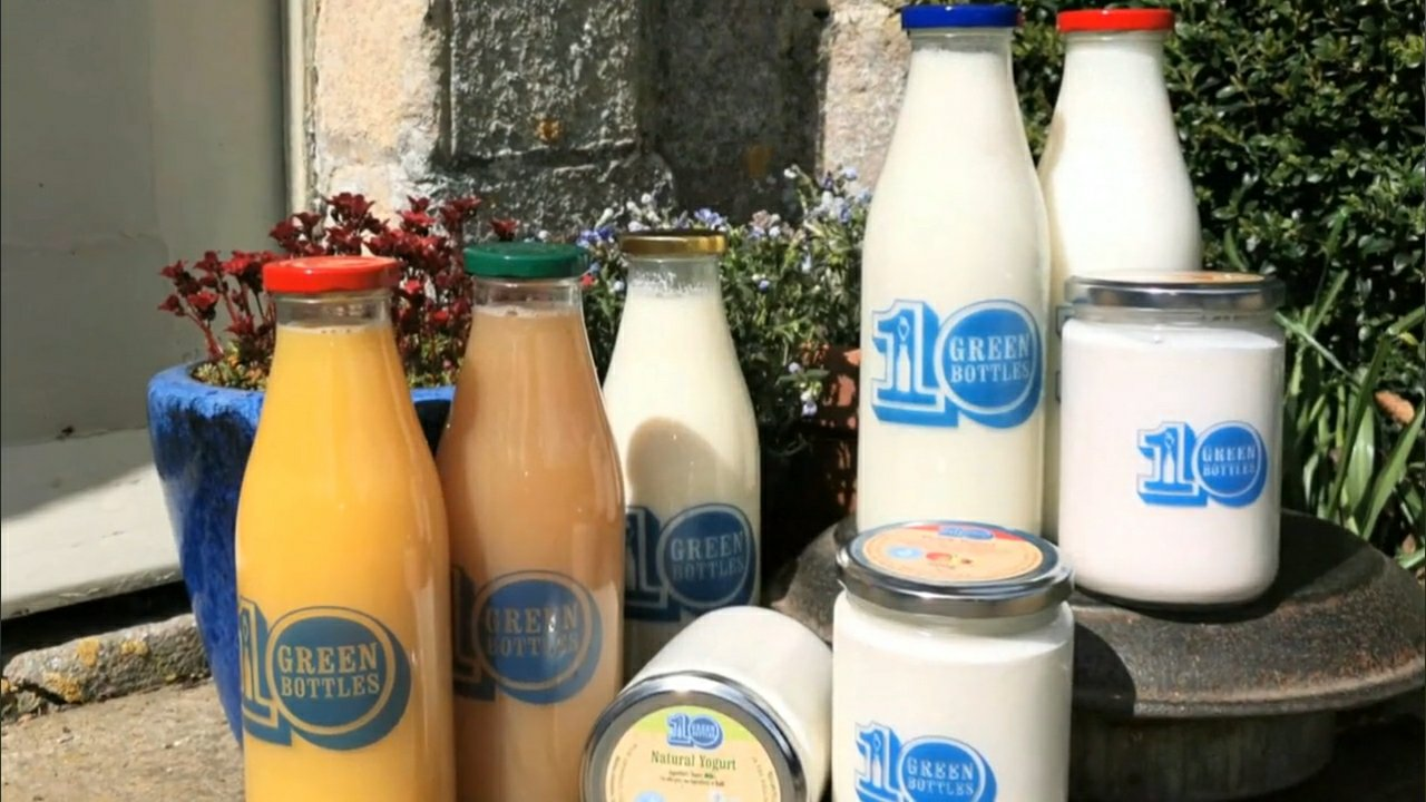 Planks Dairies Introduces Locally Sourced Organic Dairy Range