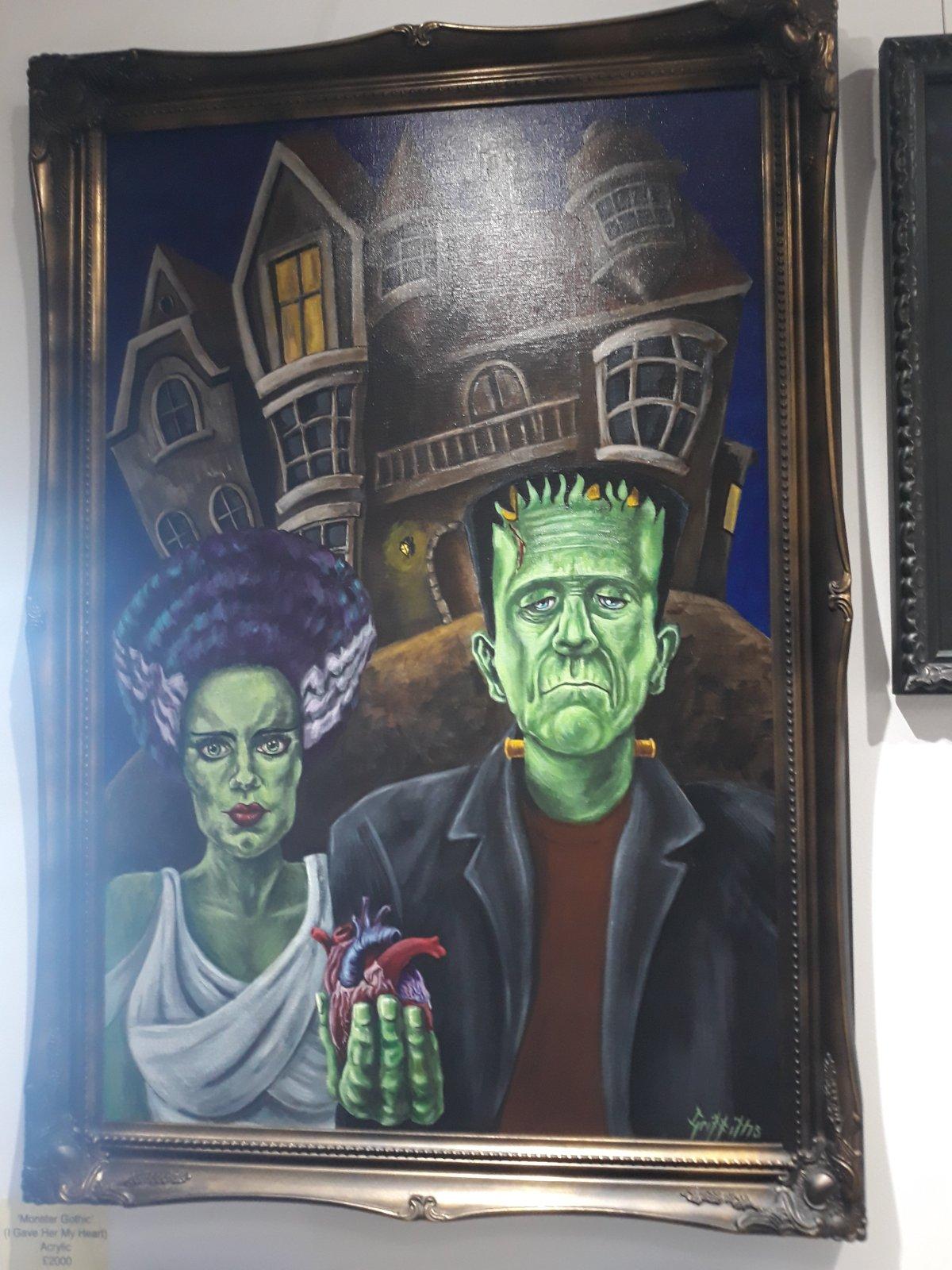 Breakout to Chippenham's Alternative ArtShow