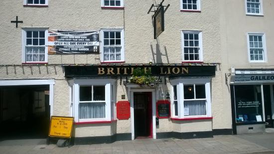 Congratulations to the Award-Winning British Lion