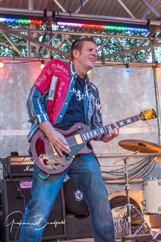 For Dave Young; Swindon's Old Town Bowl Rocks for Charity This August with New Festival