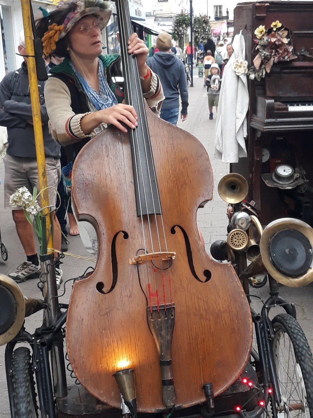 Devizes Street Festival; Black Rat Monday Liveson….