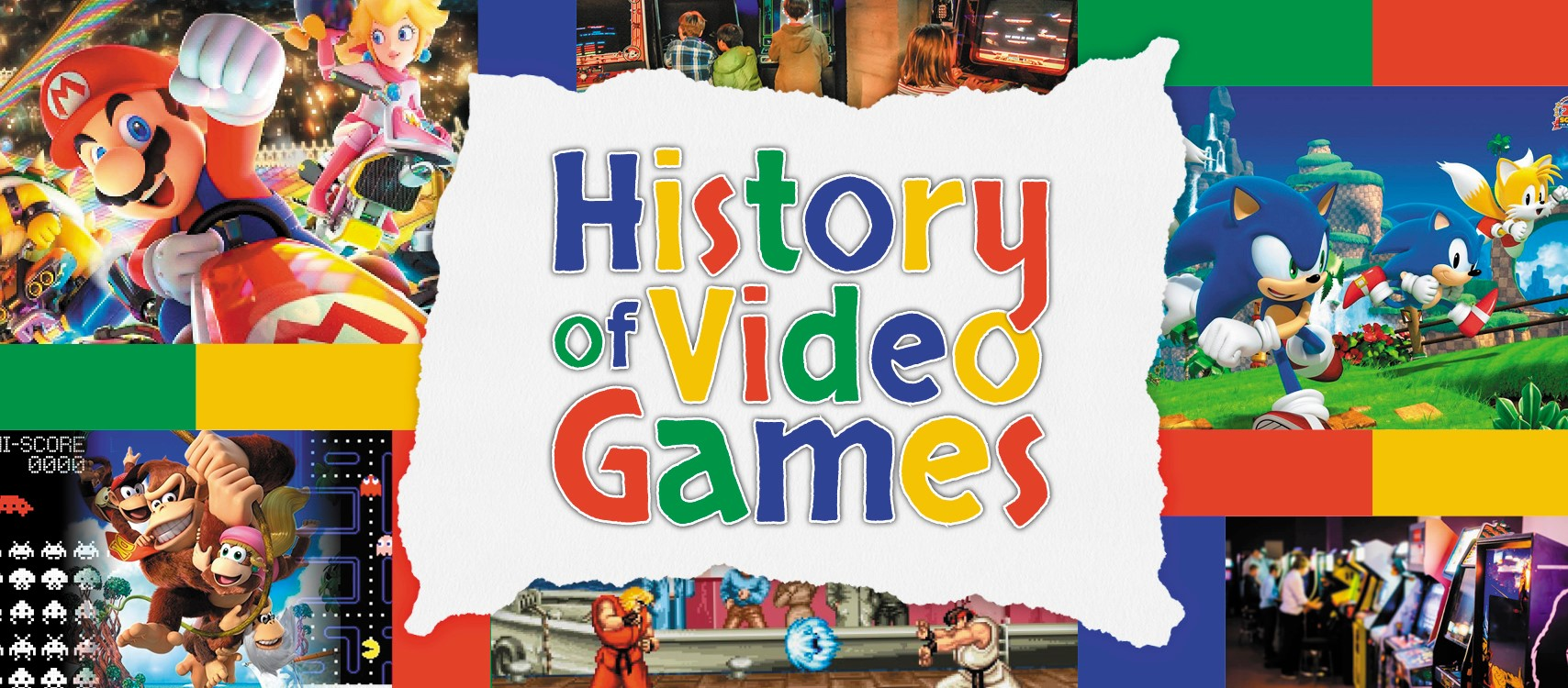 Gamer Heaven in Bristol: History of Video Games Show