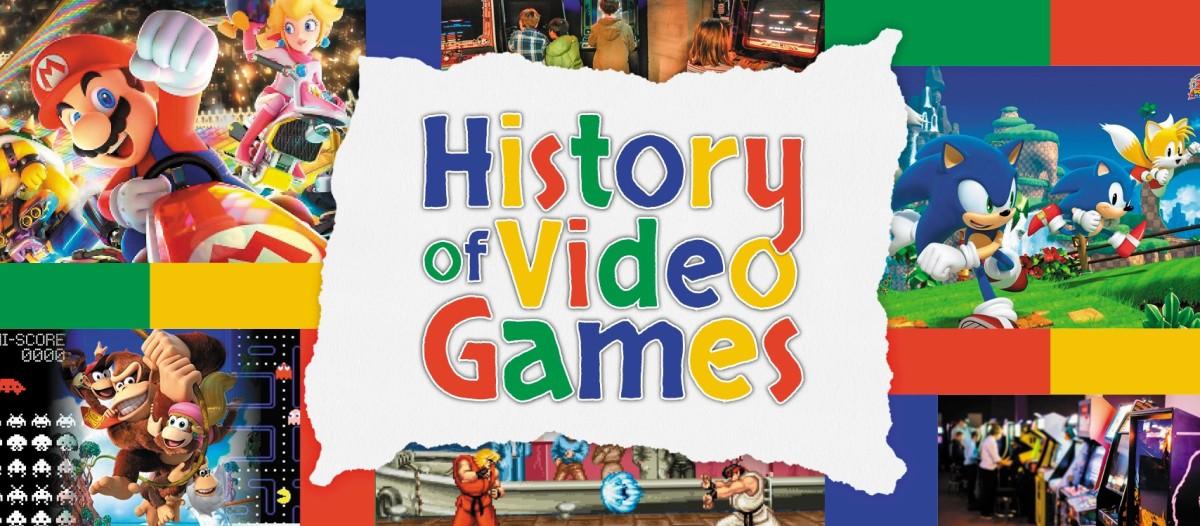 Gamer Heaven in Bristol: History of Video GamesShow