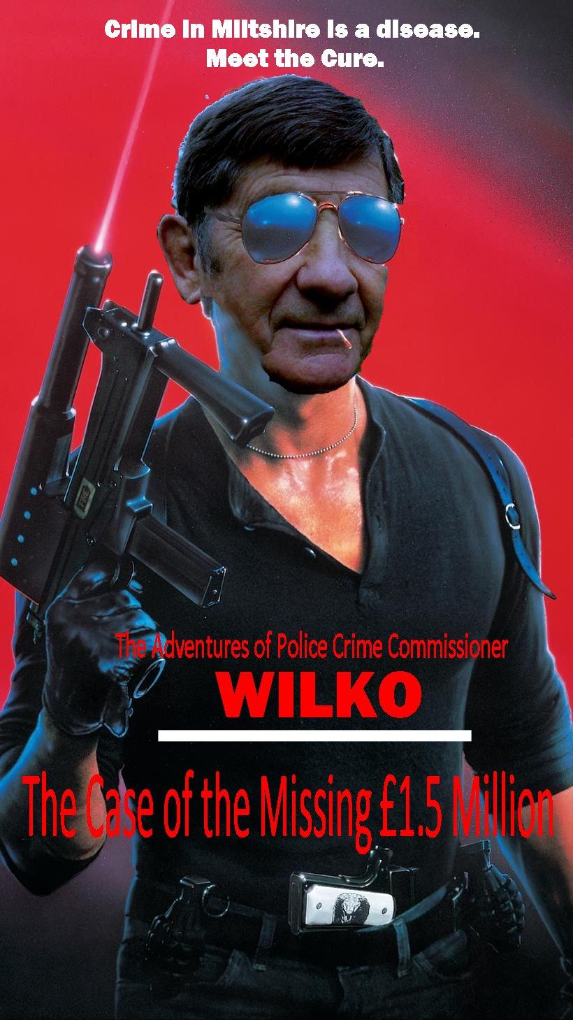 The Adventures of Police Crime CommissionerWilko