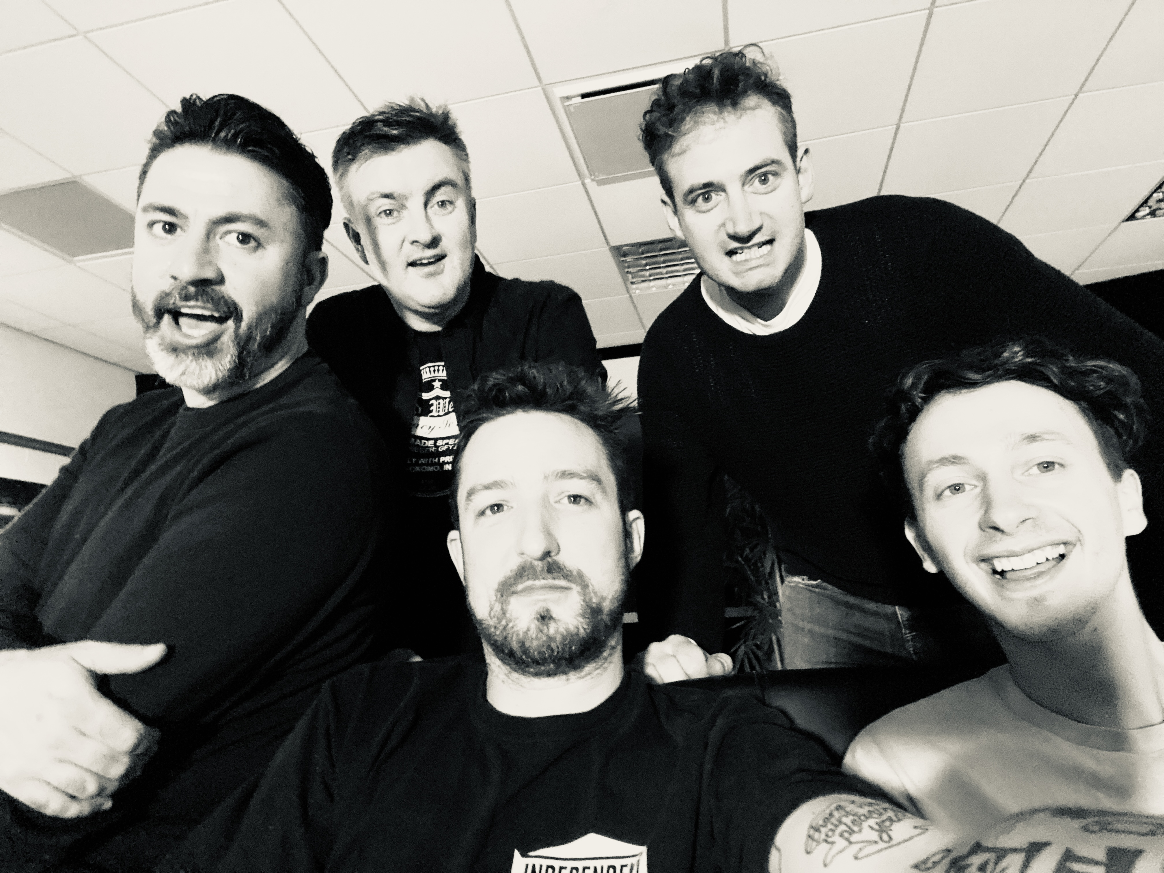 Sheer Music to Host Frank Turner and the Sleeping Souls UK Tour at Bath Forum