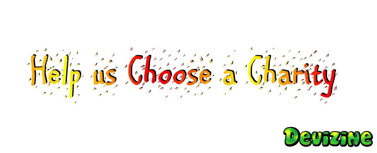 Help Choose a Charity For A Fundraising Music Event inDevizes….