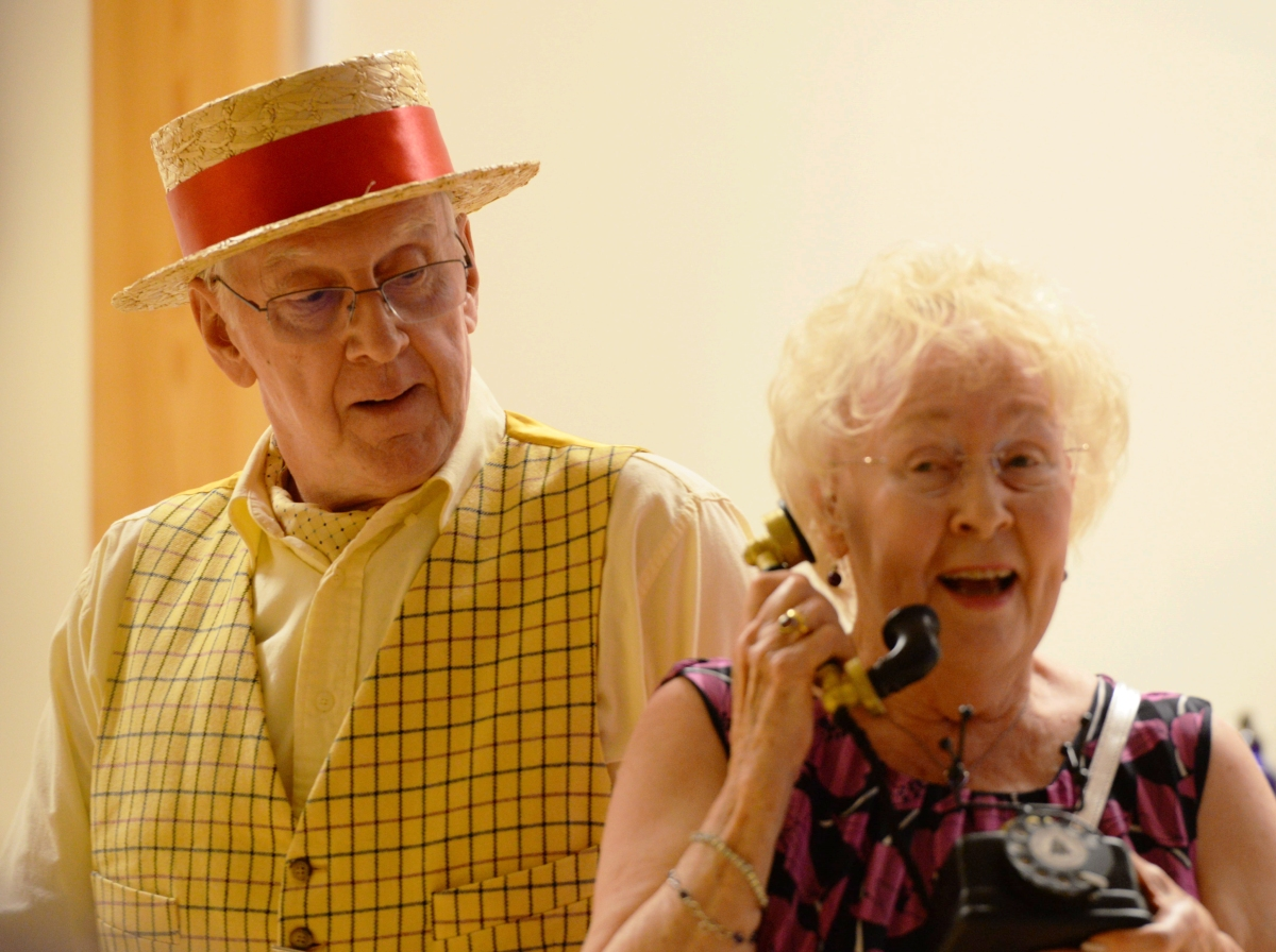 """REVIEW: Devizes Musical Theatre's """"A Gallery Of Rogues"""" @ Lavington Community Centre –Saturday 11th September2021"""