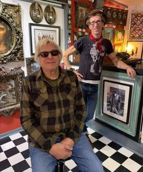The Great Rock N Roll Swindon; Anarchist Artists Unite