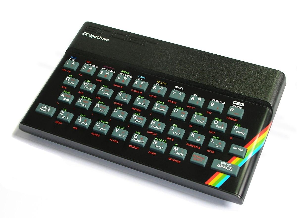 Remembering Sinclair's ZX Spectrum