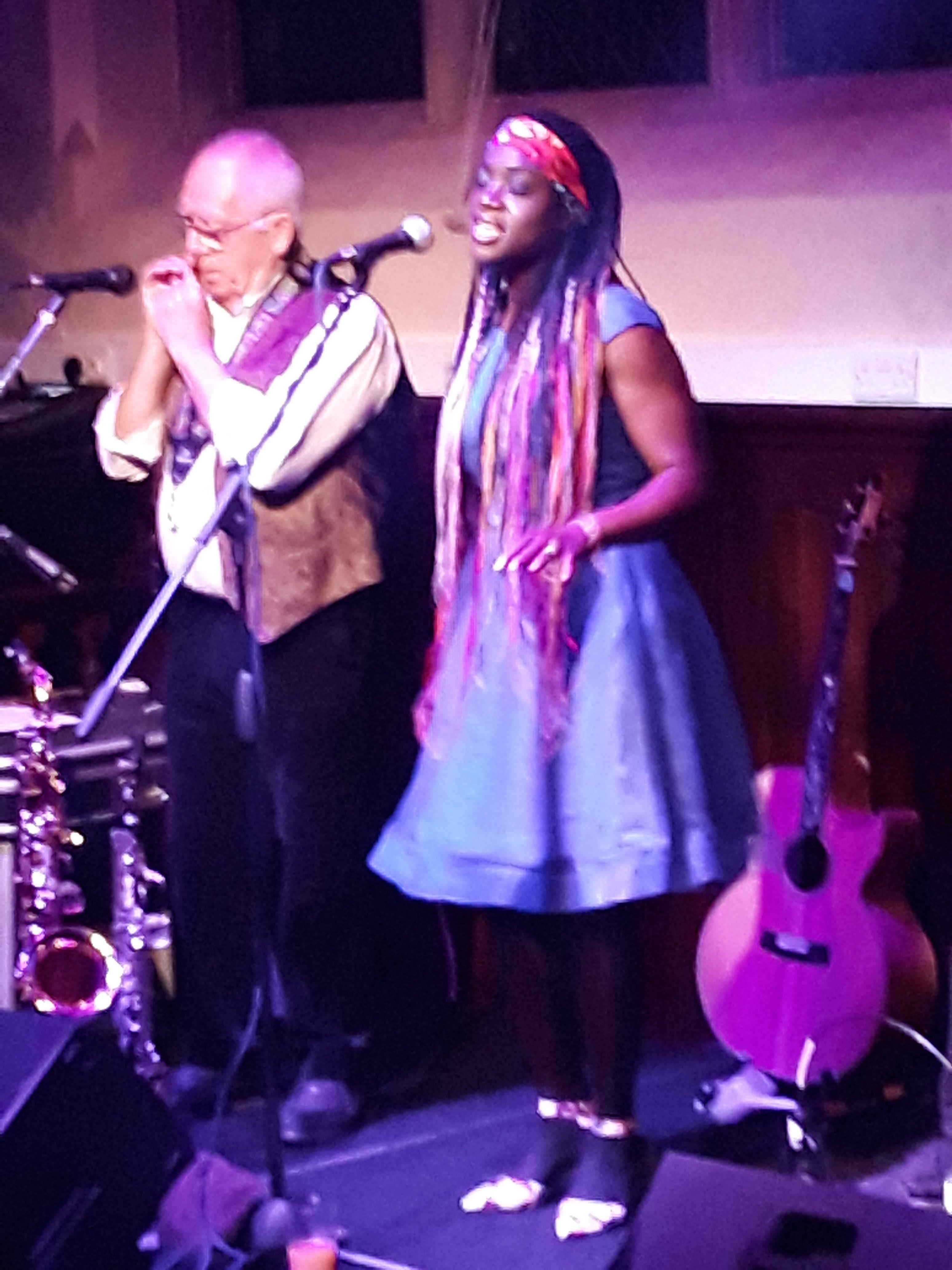 Onika Venus Smooths Trowbridge Town Hall