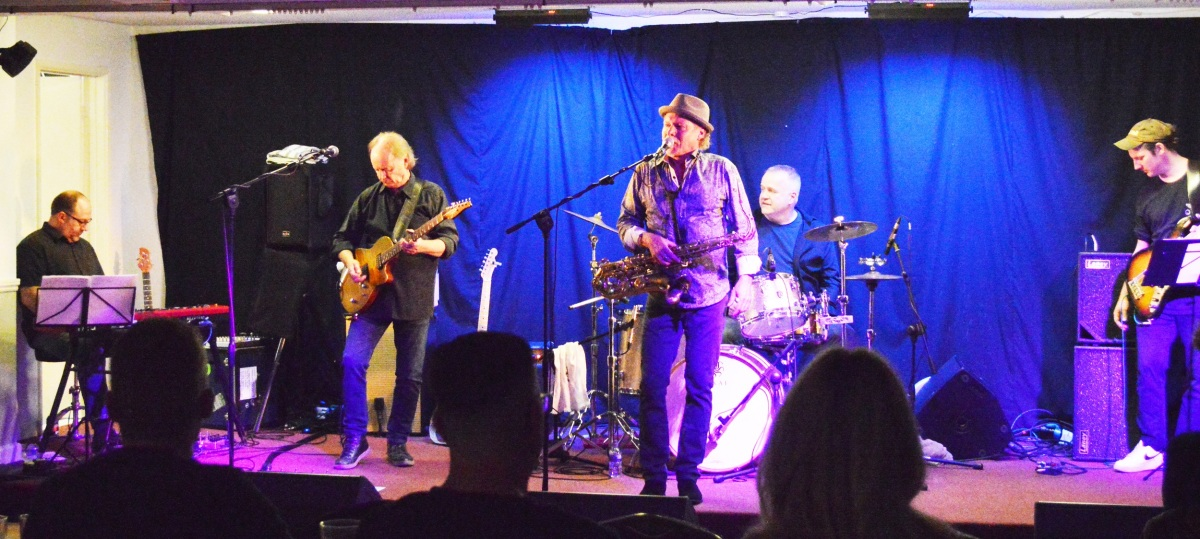 REVIEW – Jimmy Carpenter – Long Street Blues Club – Saturday 2nd October2021